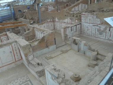 The Terraced Houses at Ephesus