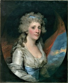Henrietta Anthony by Gilbert Stuart