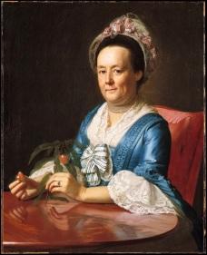 Hannah Winthrop by John Singleton Copley, 1773