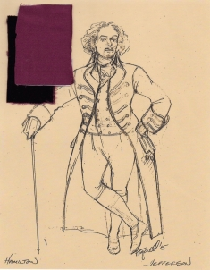 Costume design by Paul Tazewell